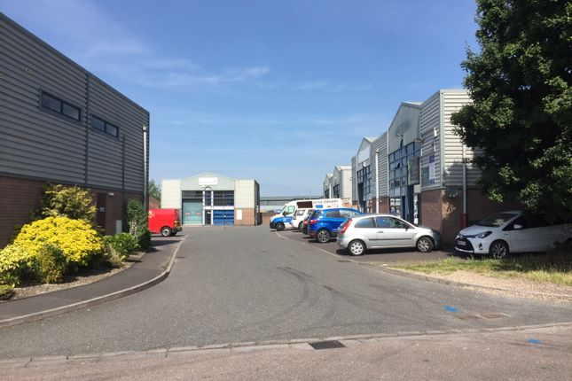 Thumbnail Warehouse to let in The Drove, Bridgwater