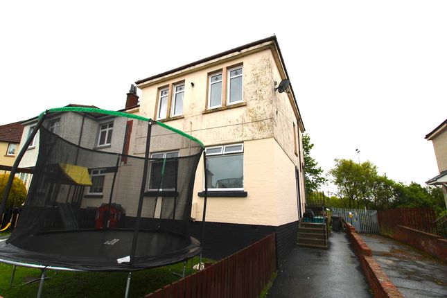 Thumbnail Flat for sale in Nicol Street, Airdrie, North Lanarkshire