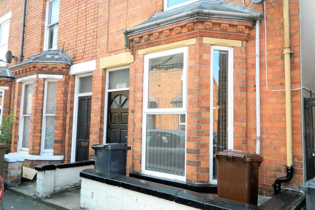 Thumbnail End terrace house to rent in Abbot Street, Lincoln