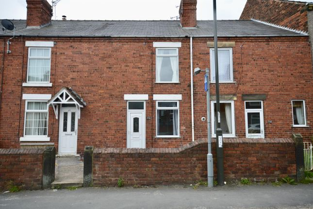 2 bed terraced house to rent in Flaxpiece Road, Clay Cross, Chesterfield S45