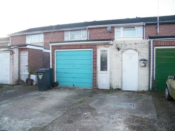 Thumbnail Terraced house for sale in Upton, Poole, Dorset