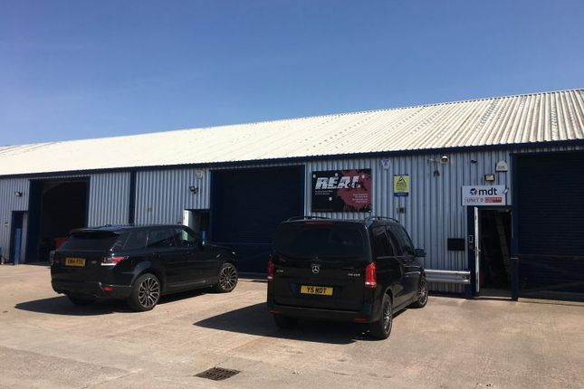 Thumbnail Industrial to let in 9B Freemans Parc, Penarth Road, Cardiff