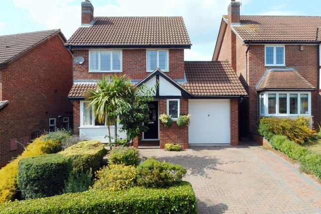 Thumbnail Detached house for sale in Oldfield Drive, Stone