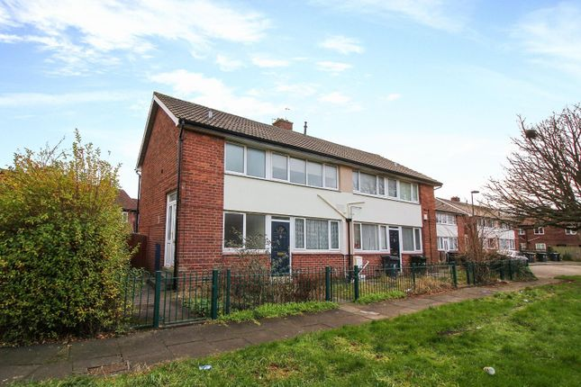 Flat for sale in Netherton Grove, North Shields