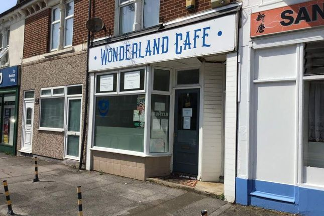 Thumbnail Restaurant/cafe for sale in Tangier Road, Portsmouth