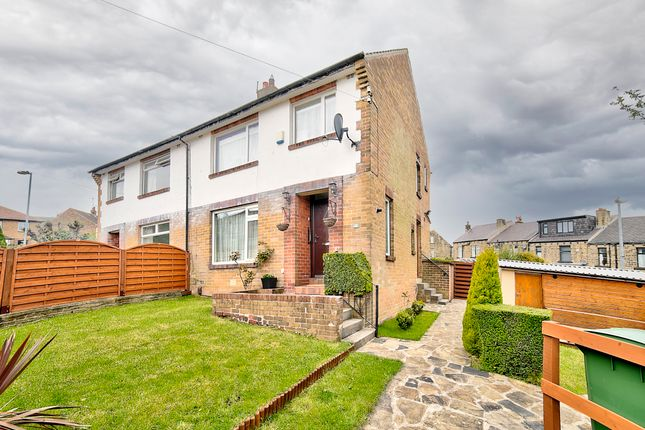 3 bed semi-detached house for sale in Ingleton Road, Newsome, Huddersfield HD4