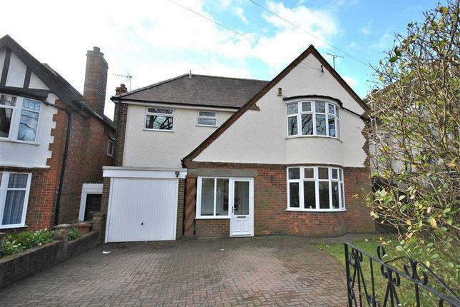 Thumbnail Detached house for sale in Hillcrest Avenue, Abington, Northampton