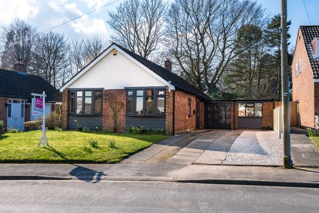Thumbnail Bungalow for sale in Westhaven Crescent, Aughton, Ormskirk