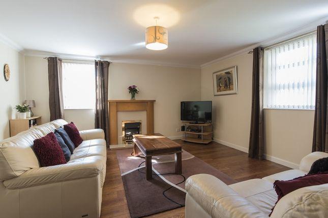 Thumbnail Flat for sale in Westerncross, Aberdeen