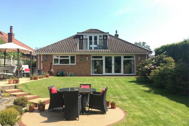 Thumbnail Detached bungalow for sale in Westwood Drive, Hellesdon, Norwich