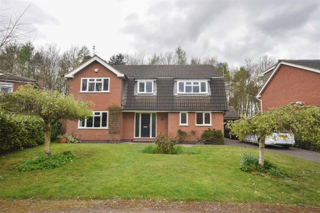 Thumbnail Property for sale in Pitsford Drive, Loughborough