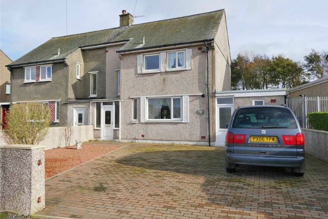 3 bed semi-detached house for sale in 49 Gable Road, Whitehaven, Cumbria