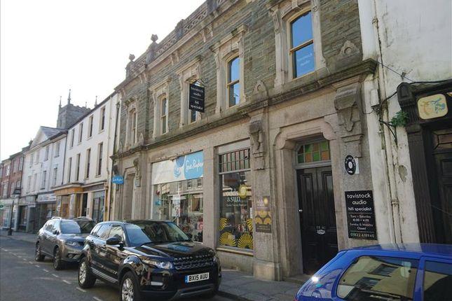 Thumbnail Commercial property for sale in 8 West Street, Tavistock, Devon