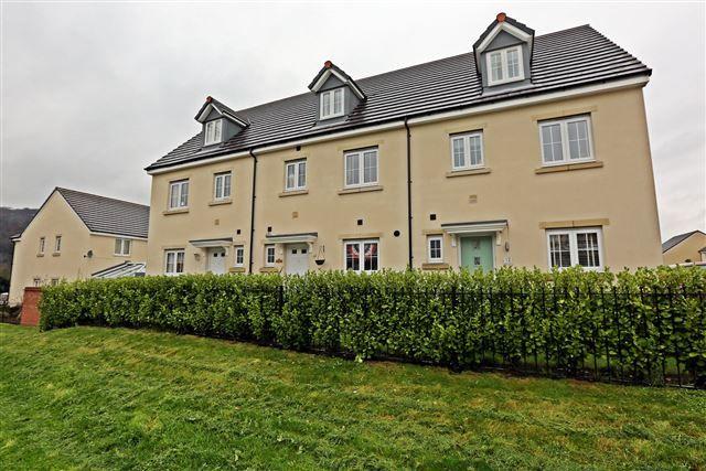 Thumbnail Town house for sale in Parc Y Dyffryn, Rhydyfelin, Pontypridd