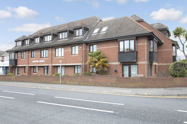 1 bed flat for sale in Barton Lodge, Poole BH12