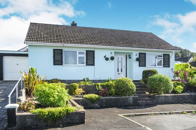 Thumbnail Detached bungalow for sale in Russell Close, Elburton, Plymouth