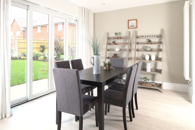 Thumbnail Detached house for sale in Plot 118 The Warwick, St Andrew's Road, Warminster