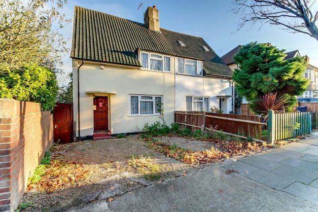 3 bed semi-detached house for sale in Northwood Gardens, Greenford
