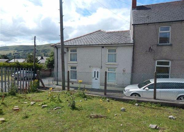Thumbnail Terraced house to rent in Garn Cross, Nantyglo, Ebbw Vale