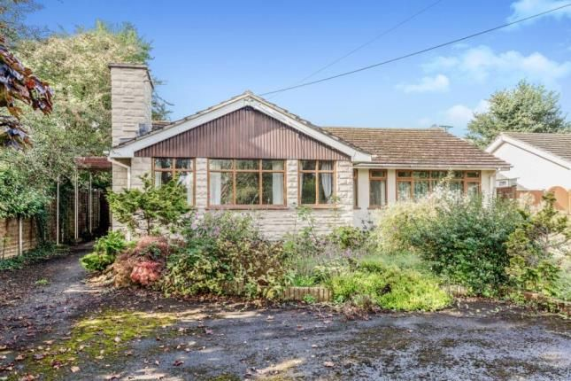 Thumbnail Bungalow for sale in Main Road, Easter Compton, Bristol, Gloucestershire