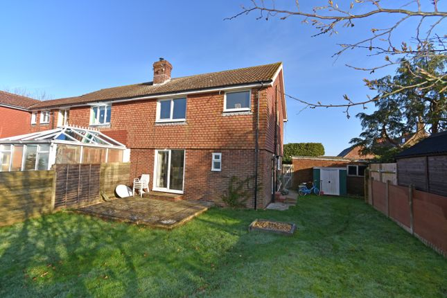 Thumbnail Semi-detached house to rent in Staplecross Road, Northiam