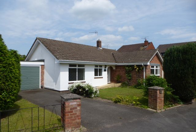 Thumbnail Detached bungalow to rent in Millbeck Close, Weston, Crewe, Cheshire