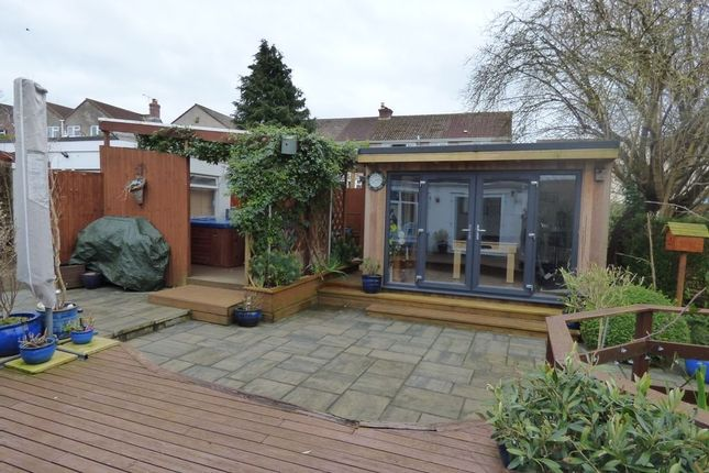 Outside Area of Church Road, Frampton Cotterell, Bristol, Gloucestershire BS36