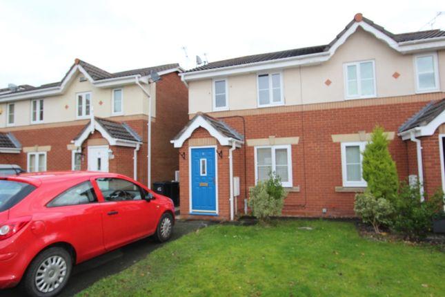 Thumbnail Semi-detached house to rent in St. Kilda Close, Ellesmere Port