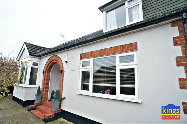 Thumbnail Semi-detached bungalow for sale in Windmill Close, Waltham Abbey