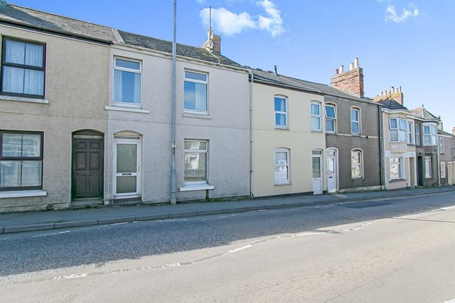 2 bed terraced house for sale in College Street, Camborne, Cornwall TR14