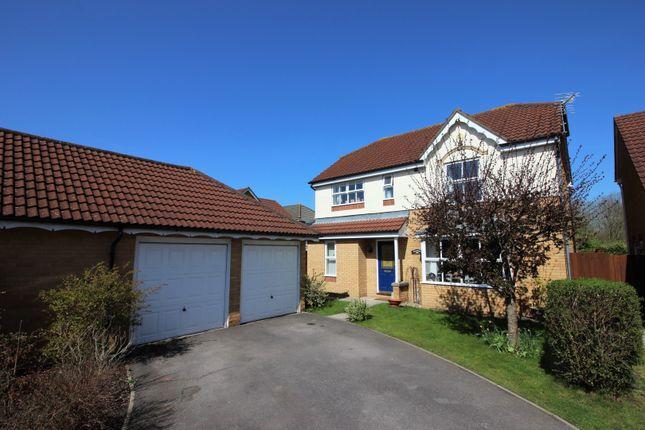 Thumbnail Detached house for sale in Wheatfield Drive, Bradley Stoke