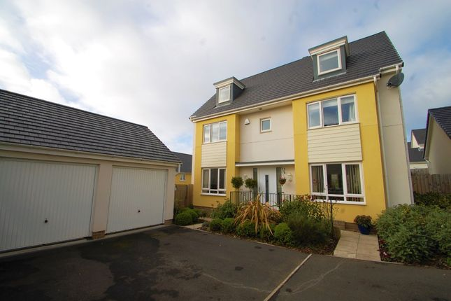 Thumbnail Detached house for sale in Millin Way, Dawlish Warren, Dawlish
