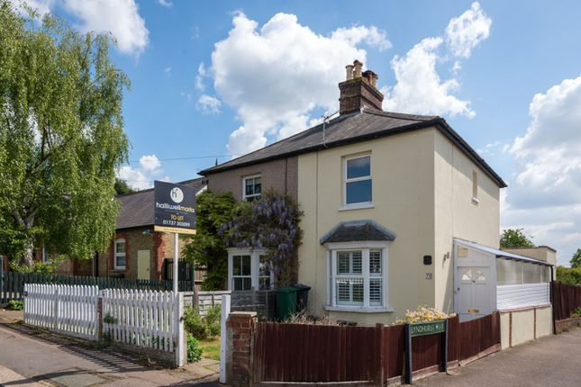 Thumbnail Property to rent in Allingham Road, Reigate