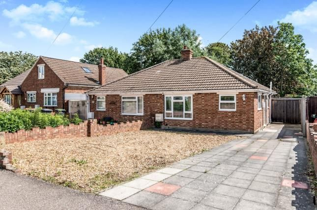 Thumbnail Bungalow for sale in Margetts Road, Kempston, Bedford, Bedfordshire