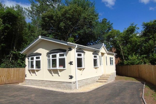 Mobile/park home for sale in Lea Villa Park, Lea, Ross-On-Wye