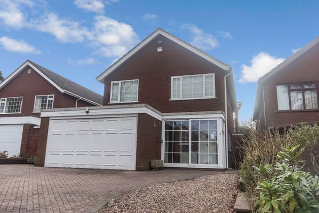 Detached house for sale in Rockingham Gardens, Sutton Coldfield