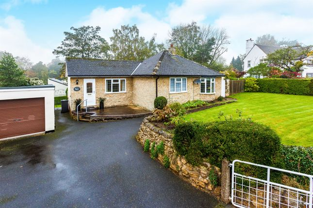 Thumbnail Detached bungalow for sale in Lindrick Road, Woodsetts, Worksop