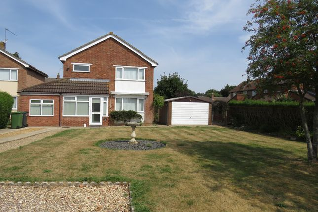 Thumbnail Detached house for sale in North Park, Fakenham