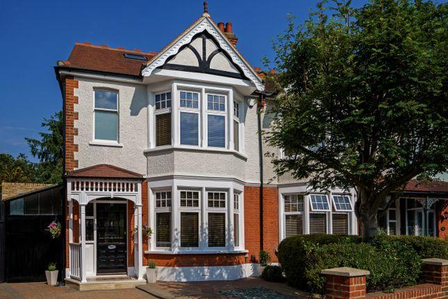 Thumbnail End terrace house for sale in Belgrave Road, London