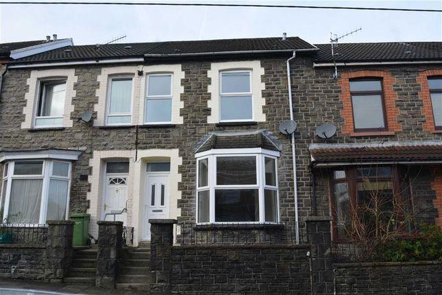 Thumbnail Terraced house for sale in Brynmair Road, Aberdare, Rhondda Cynon Taff
