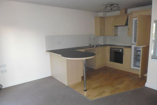 Thumbnail Flat to rent in Aspall Close, Redditch, Worcestershire