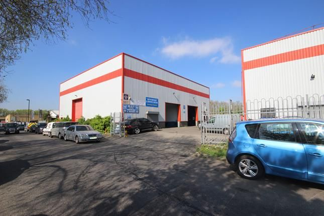 Thumbnail Light industrial for sale in 1-2, Blackhorse Road, Deptford