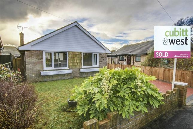 Thumbnail Bungalow for sale in Lea Road, Peacehaven, East Sussex