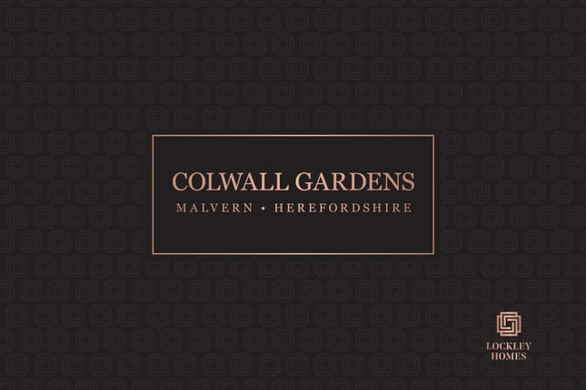 Thumbnail Detached house for sale in Colwall Gardens, Walwyn Road, Colwall, Malvern