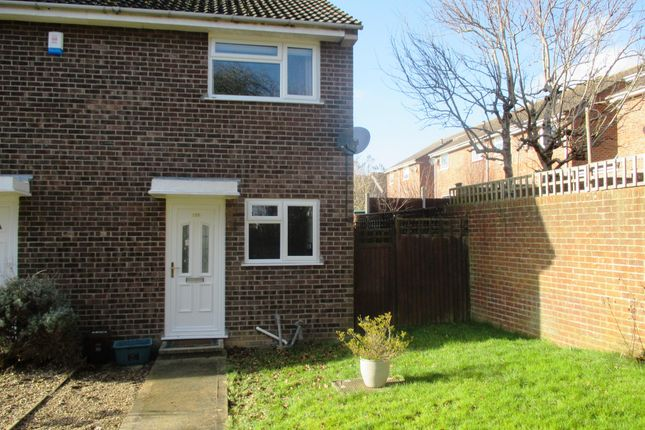Thumbnail End terrace house to rent in Runnymede Road, Yeovil