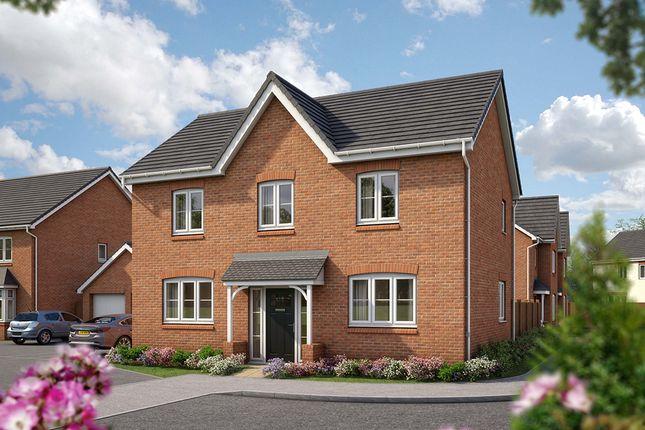 "4 bed detached house for sale in ""The Chestnut"" at Melton Road, Nottinghamshire, Edwalton NG12"