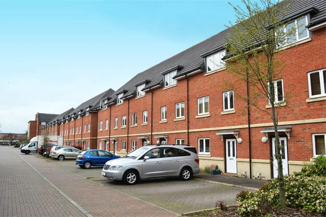 Thumbnail End terrace house to rent in Academy Place, Osterley, Isleworth