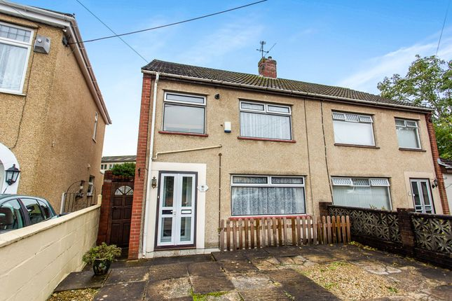 Thumbnail Semi-detached house for sale in Gladstone Road, Kingswood, Bristol