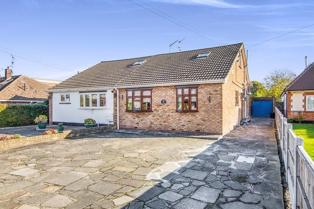 Thumbnail Semi-detached bungalow for sale in Hanging Hill Lane, Hutton, Brentwood