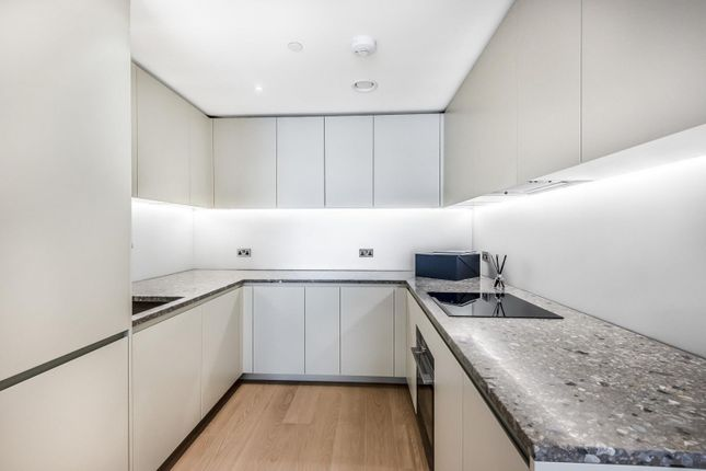 Kitchen of No.2, Upper Riverside, Cutter Lane, Greenwich Peninsula SE10